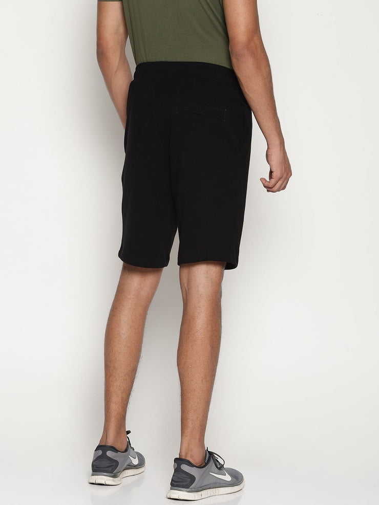 Men's Organic  Essential Active Knit Shorts - Active Shorts - mysoulspace.in
