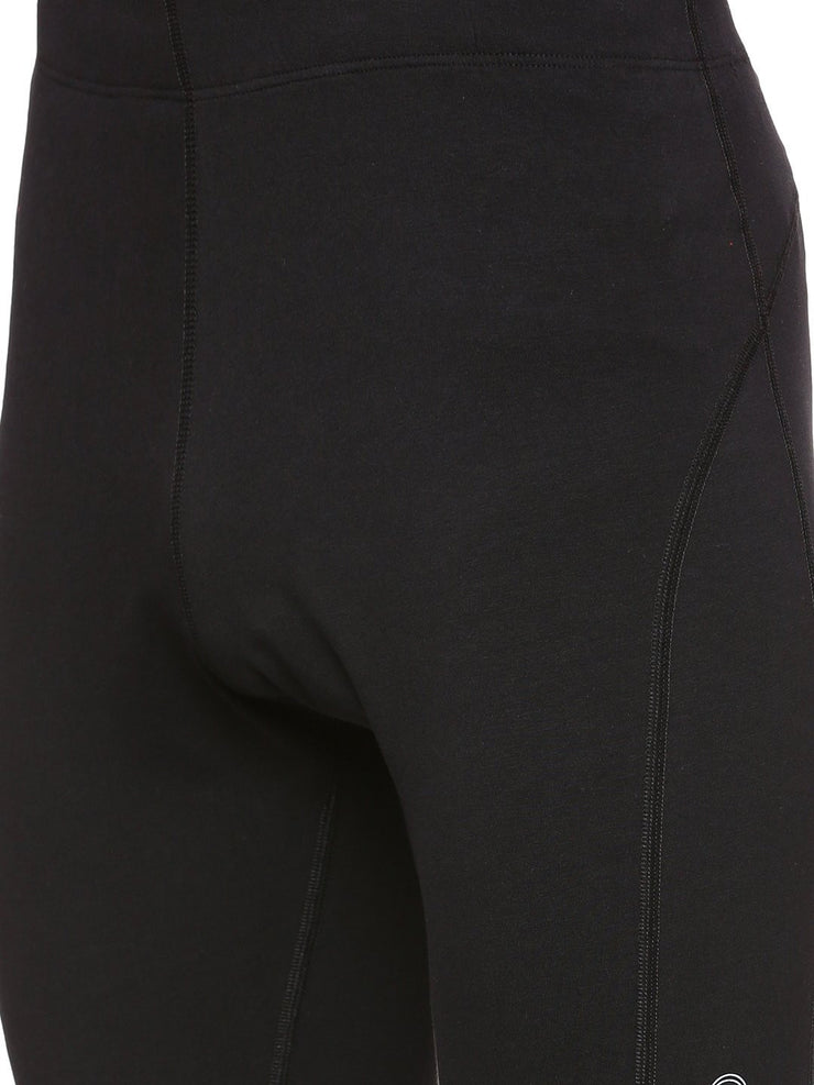 Mens Organic Cotton Stretch Shorts Tights - Vigour Tights (Short) - mysoulspace.in