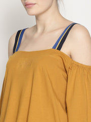 WOMENS ORGANIC COTTON TOP -RIVER TOP - mysoulspace.in