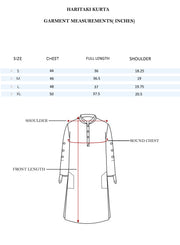 Haritaki Men's shirt dress