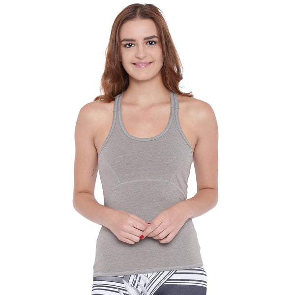 8c7d50fe1342a Womens Organic Cotton Tank top With Attached Sports Bra-Ace Tank