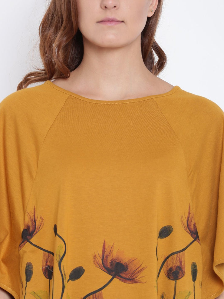Womens Organic Cotton Modal Blended Top-Mould Top - mysoulspace.in