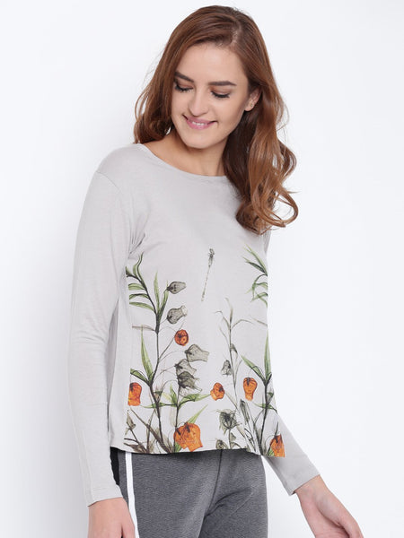Womens Organic Cotton Modal Blended Top-Swift Top