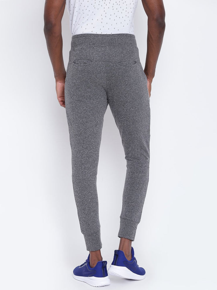 Mens Organic cotton Joggers-Storm - mysoulspace.in