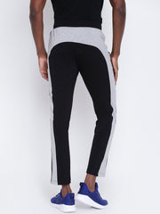MENS ORGANIC COTTON PANEL YOGA PANTS - Tranquil Yoga Pants - mysoulspace.in