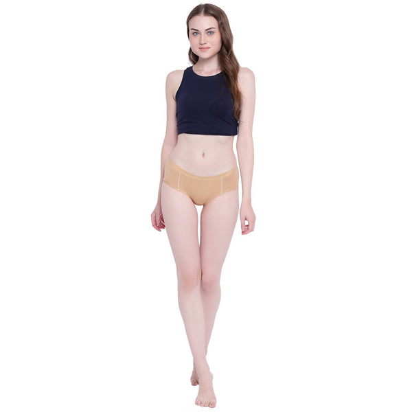 Womens Organic Cotton  Boxer Shorts  Brief