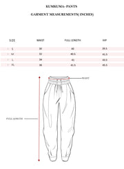 Kumkuma women's bottoms