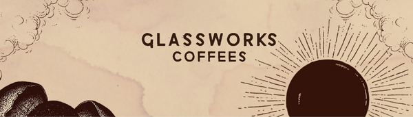 Glassworks Coffee banner logo