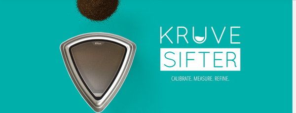 Kruve Coffee Sifter