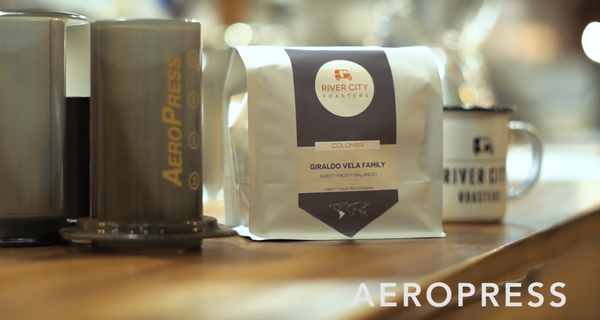 Five & Hoek - How To Brew Coffee with an Aeropress