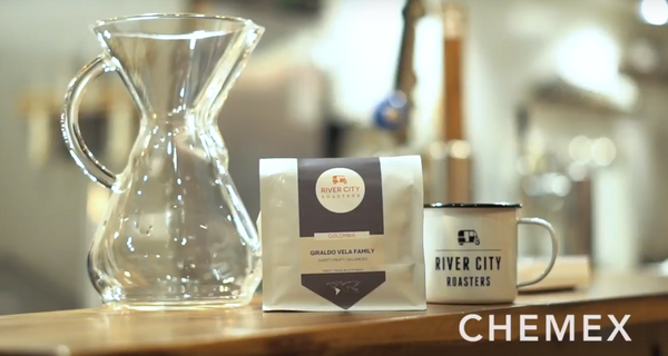 Five & Hoek - How to Brew Coffee with a Chemex
