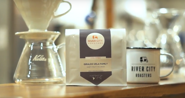 Five & Hoek - How to Brew Coffee with a Kalita Wave / V60