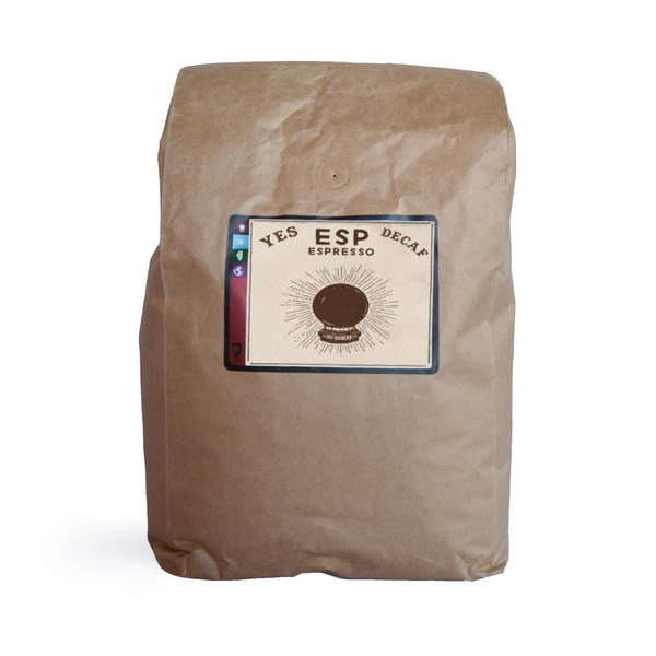Glassworks Coffee - DECAF ESP Espresso (5lbs)