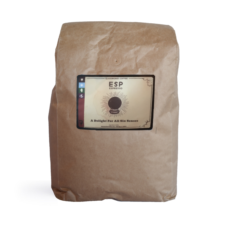 Glassworks Coffee - ESP Espresso (5lbs)