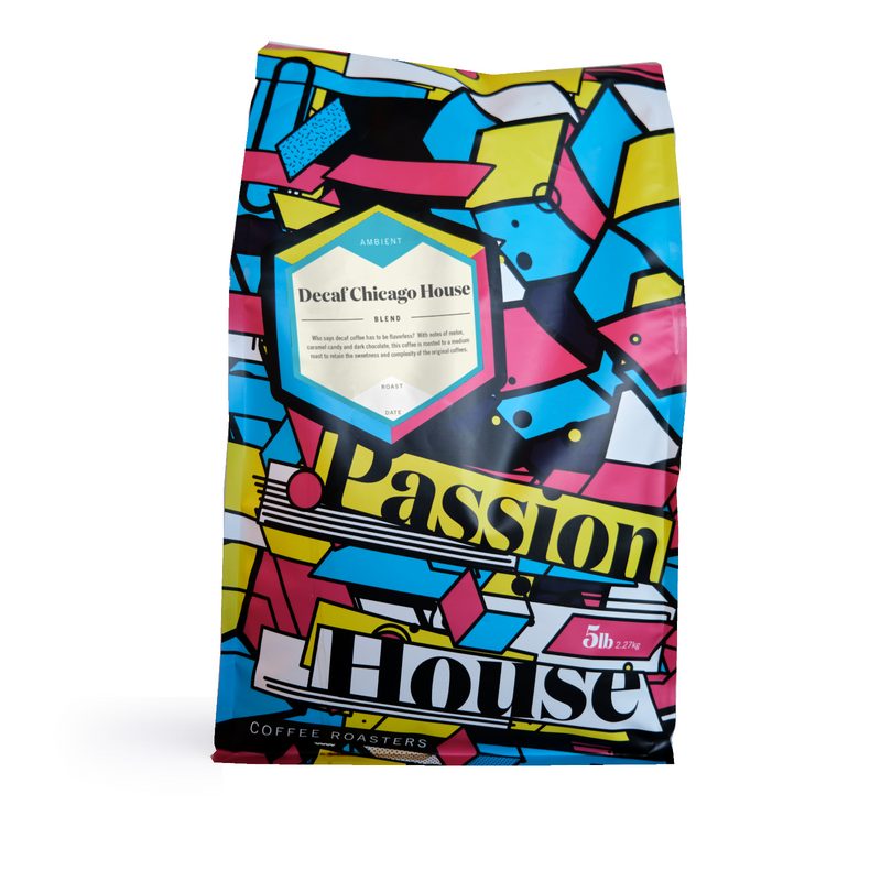 Passion House - Decaf Chicago House Blend