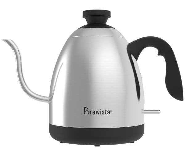 Smart Pour™ 1.2L Gooseneck Electric Switch Kettle - Stainless Steel