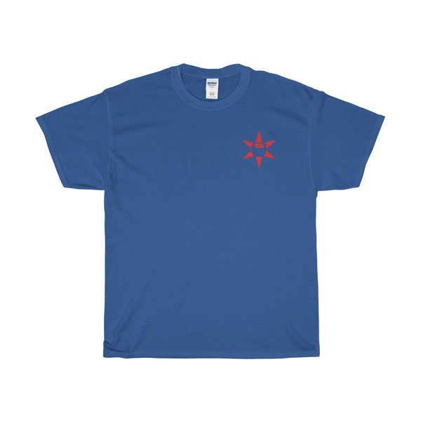 Grind It T-Shirt (Red Star)