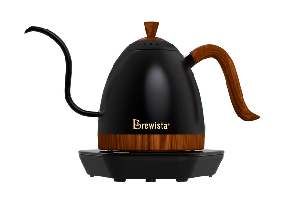Artisan 600mL Gooseneck Variable Temperature Kettle - Matt Black