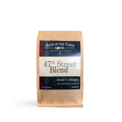 Back of the Yards Coffee Co - 47th Street Blend
