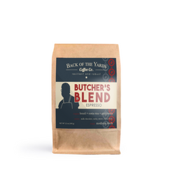 Back of the Yards Coffee Co - Butchers Blend Espresso