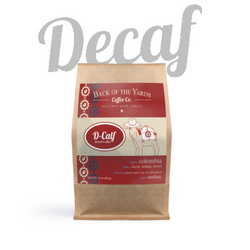 Back of the Yards Coffee Co - D-Calf (Decaf)