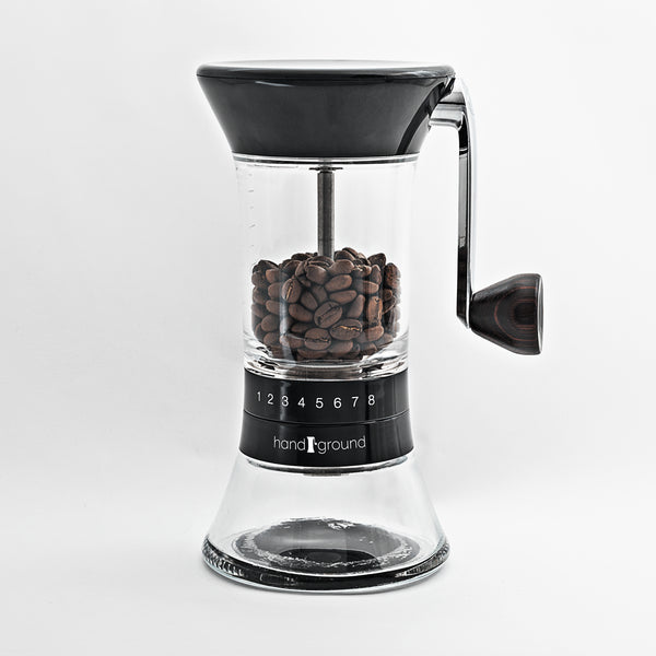 Handground Precision Manual Coffee Grinder (Black)