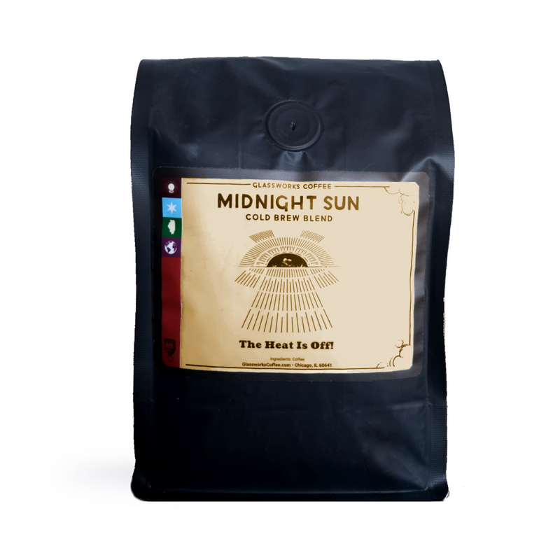 Glassworks Coffee - Midnight Sun Cold Brew™ (5 lbs)
