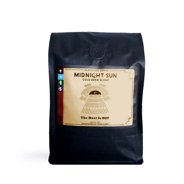 Glassworks Coffee - Midnight Sun Cold Brew™ (1lb)