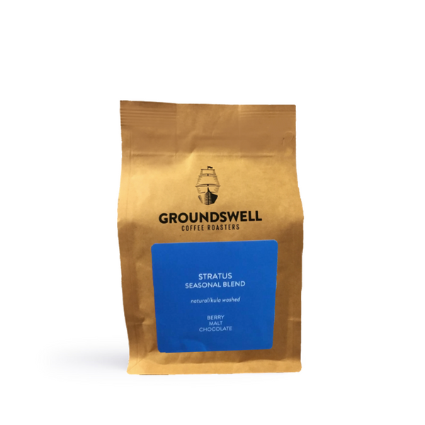 Groundswell Coffee - Stratus Blend