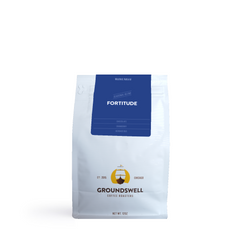 Groundswell Coffee - Fortitude (Seasonal Blend)