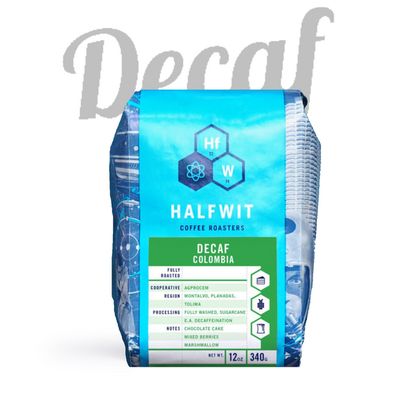 Halfwit - Decaf Colombia