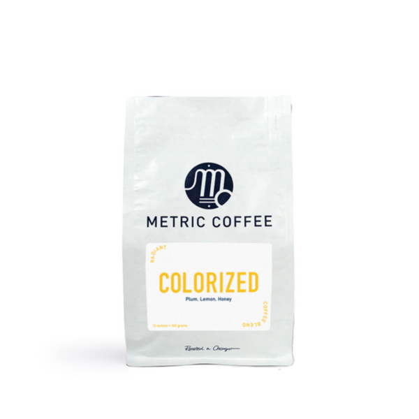 Metric - Colorized (5lbs)