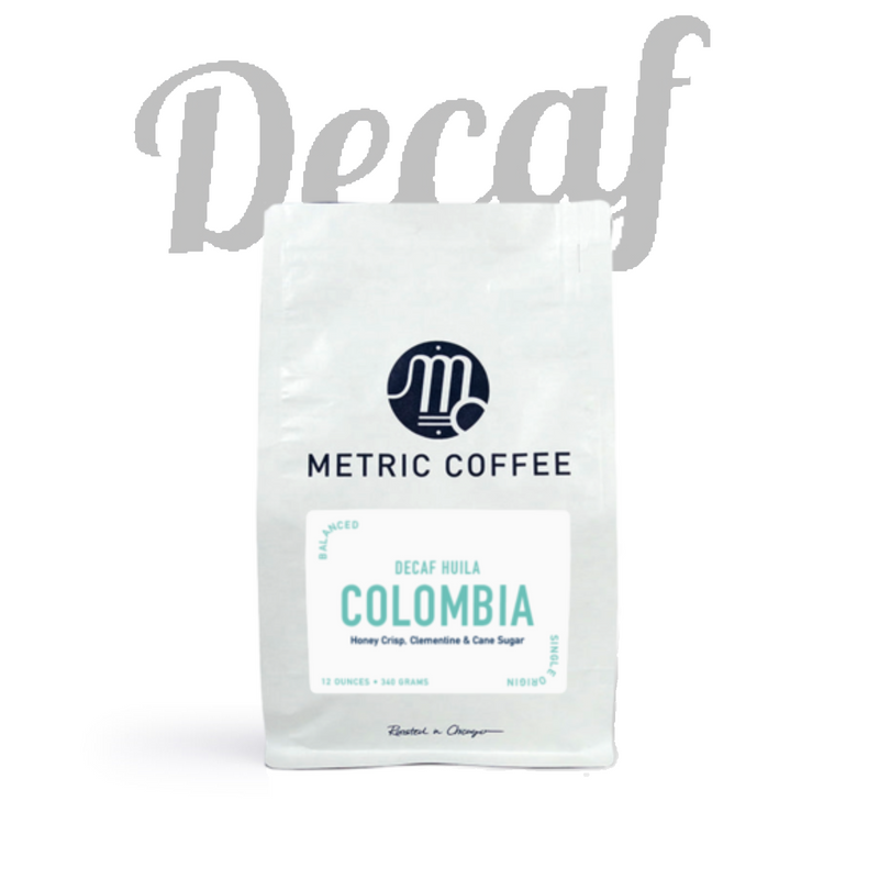 Metric - Decaf Colombia