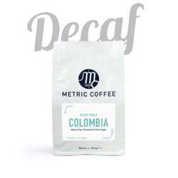 Metric - Decaf Colombia (5lbs)
