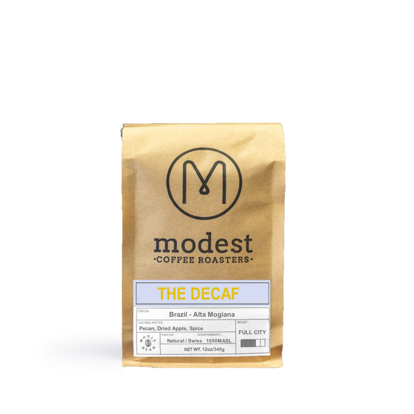 Modest - The Decaf