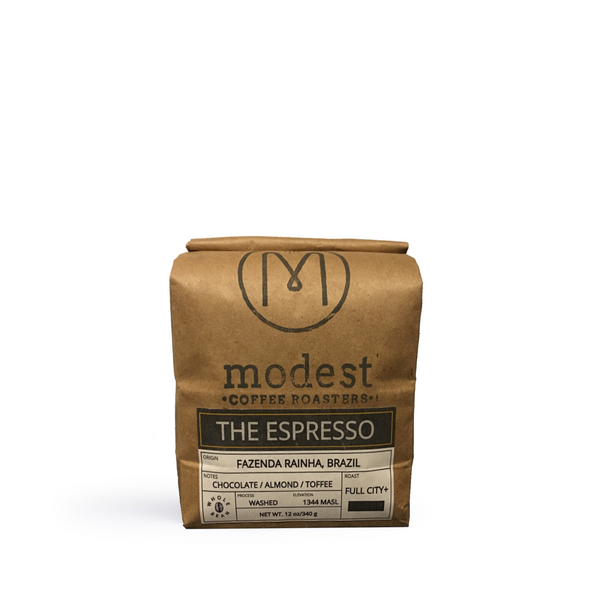 Modest - The Espresso