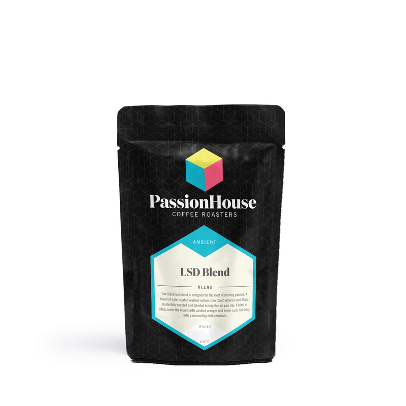 Passion House - LSD Blend