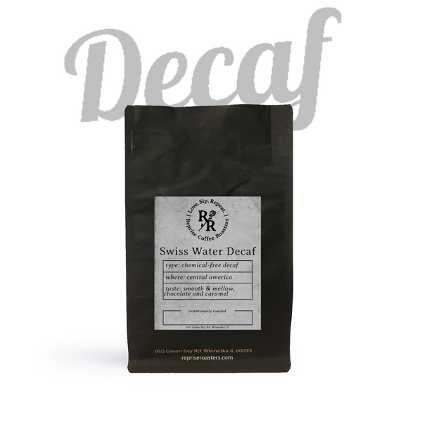 Reprise Roasters - Swiss Water Decaf