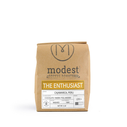 Modest - The Enthusiast (Rotating)