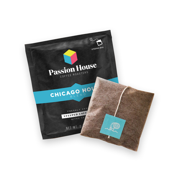 Passion House - Steeped Chicago House Blend