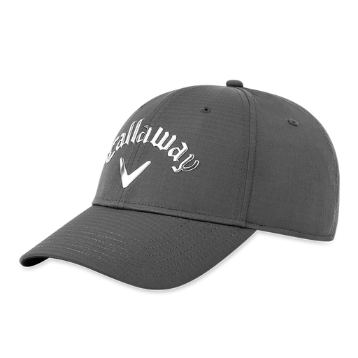 760abbd093475 Callaway Liquid Metal Cap 19 Adjustable Charcoal Chrome In-Store Only