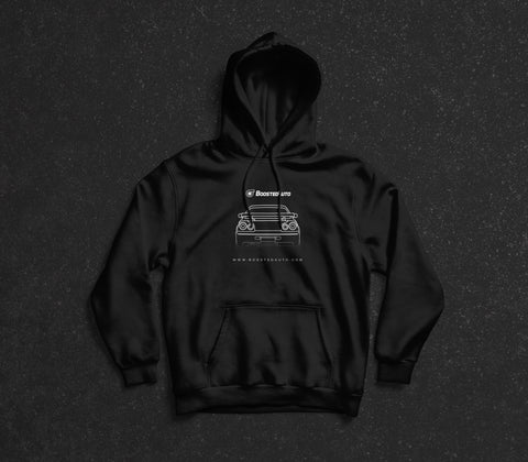 Boosted Auto GTR Hoodie - Boosted Auto