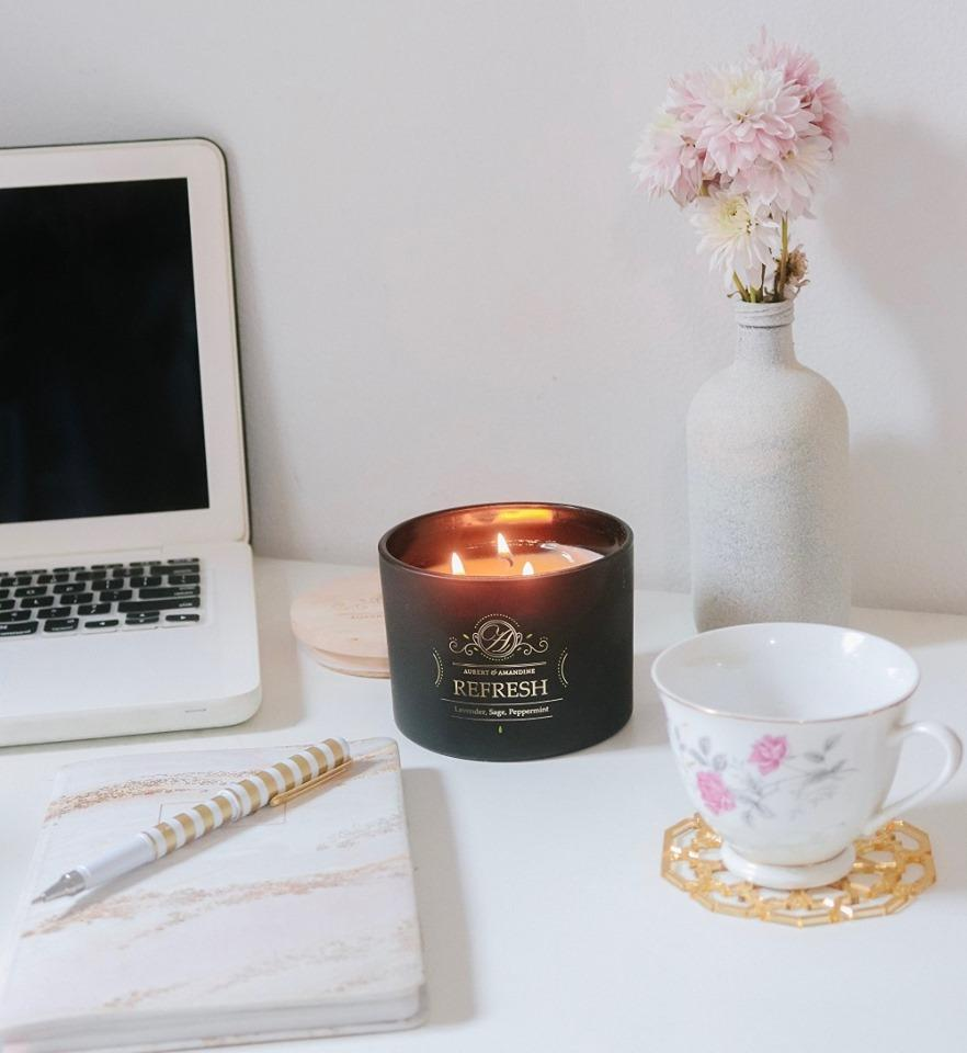 6 Bright Ways to Take Care of Your Scented Candles