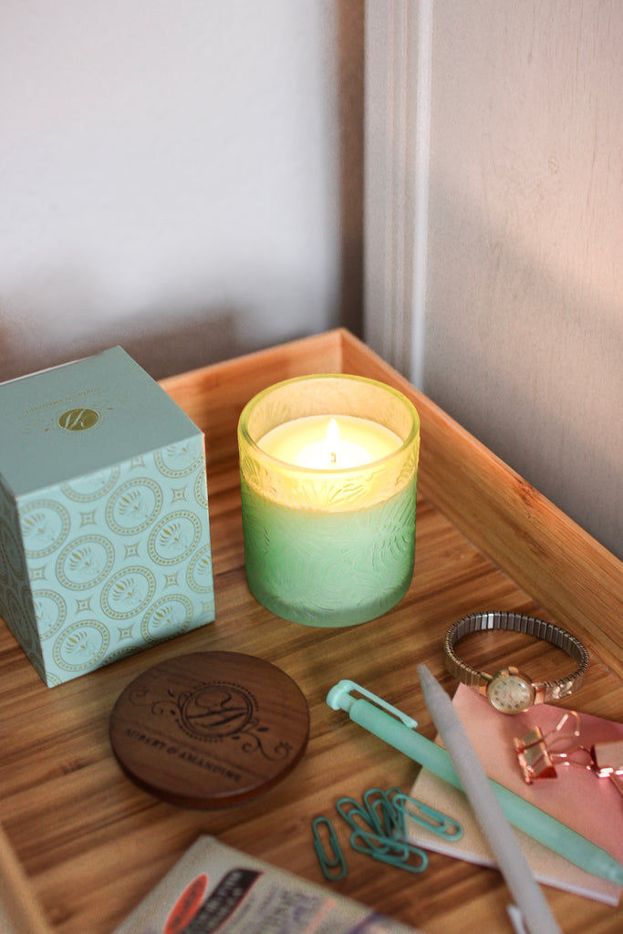 Pastel Collection Luxury Scented Aromatherapy Candle