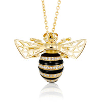 Honey Bee Pendant Top