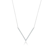 'V'Necklace