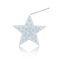 Star Earring Sideways(R)