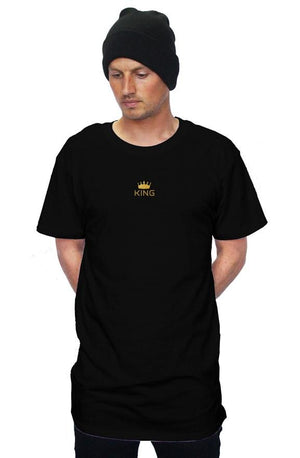 Crowned King Long Tee