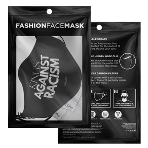 Kings Against Racism Face Mask