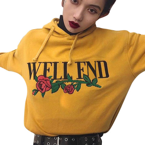 Creative Design Womens Long Sleeve Hoodie Sweatshirt Ladies plus size tee shirt femme Jumper Hooded Pullover Tops blusa feminina